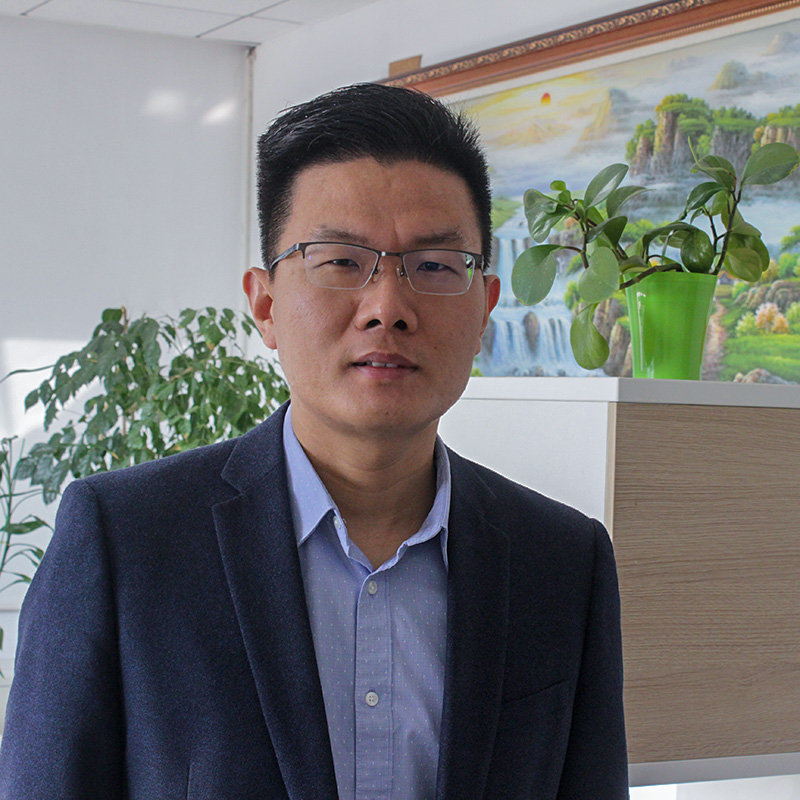 BAI PIJIE, GENERAL DEPUTY MANAGER OF SUNSON TECH