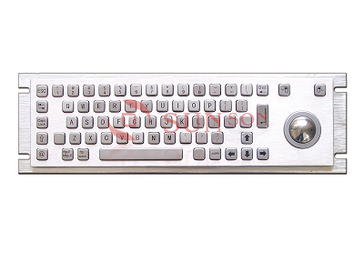 METAL KEYBOARD with trackball SPC365AG